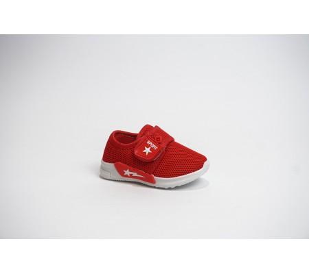 Buty dziecięce Linshi tex red