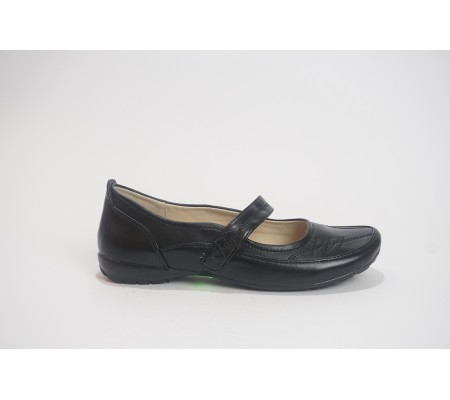 Balerinka Saider 6035 czarna