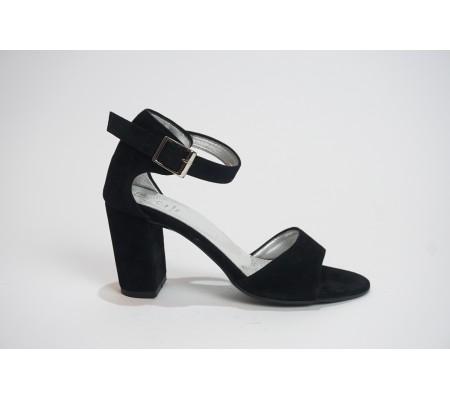 Sandał Romeo 555 czarny