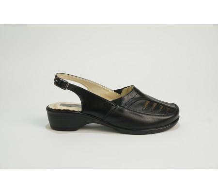 Sandał Żur 0-30 czarny