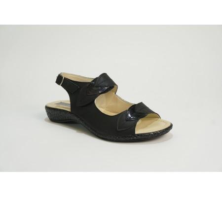 Sandał Żur 442 czarny