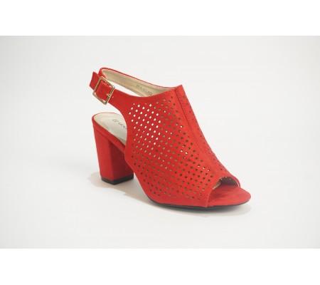 Sandał Goodin 1375 czerwony