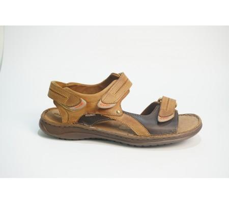 Sandał Polbut SA04 brąz