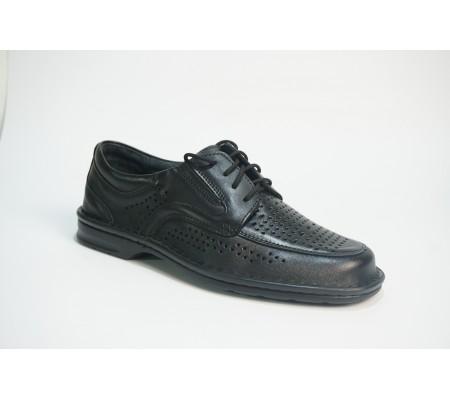 Buty letnie Bukat 257 czarne