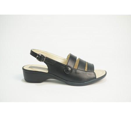 Sandał Żur LG czarny