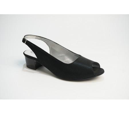 Sandał Romeo 530 czarny