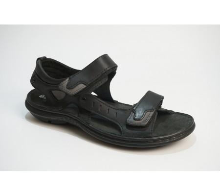 Sandał Polbut 277 czarny