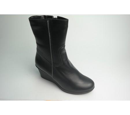 Kozaki Wasak 0376 czarne