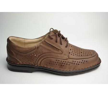Buty męskie Bukat 257 beżowe
