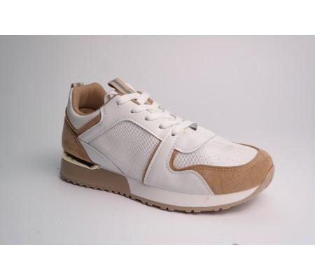 Buty sportowe 5315 białe +...